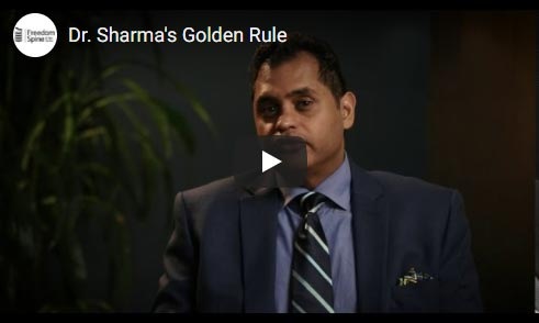 Dr. Sharma's Golden Rule