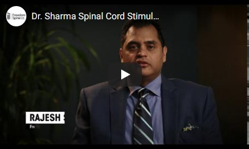 Dr. Sharma - Spinal Cord Stimulation
