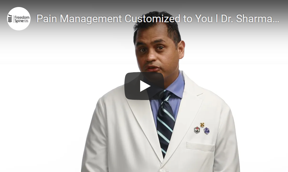 Pain Management Customized To You